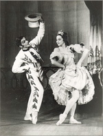 Dancers of the Ballet Russes